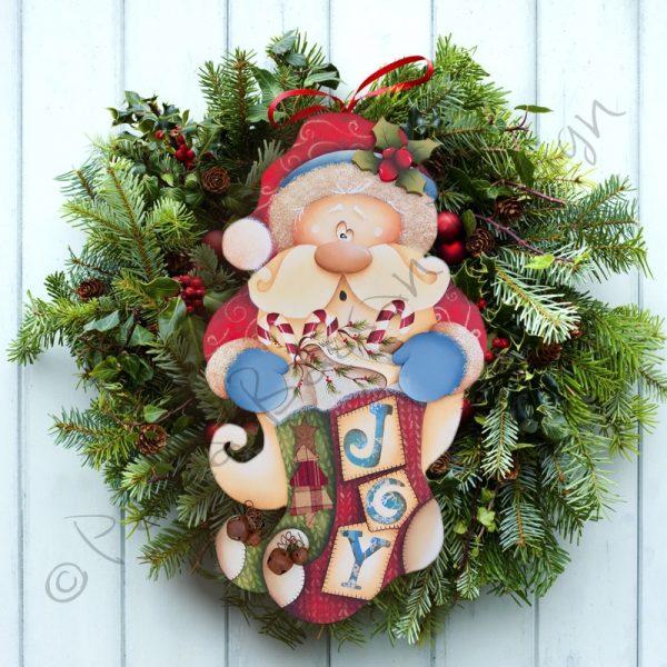 pattern-country-painting-italiano-fuoriporta-christmas-santa-candy-cane-joy-gift-holly-berries-jingle-rusty-stokings-winter-paola-bassan-design-hand-made