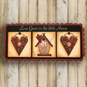 pattern-country-painting-italiano-heart-birdhouse-love-paola-bassan-design-hand-made
