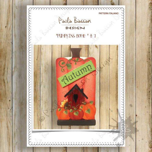 pattern-country-painting-italiano-zucche-birdhouse-girasoli-portarotoli-paola-bassan-design-hand-made