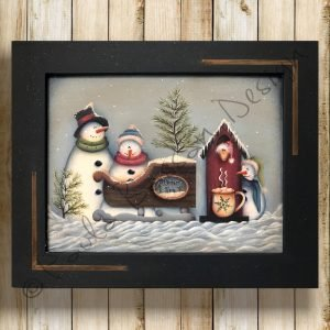 pattern-country-painting-snowman-sled-winter-birdhouse-hotchocolate-paola-bassan-design-hand-made