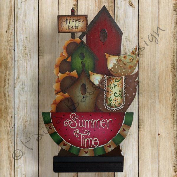 pattern-country-painting-italiano-girasoli-birdhouse-summer-portarotoli-chicken-farm-paola-bassan-design-hand-made