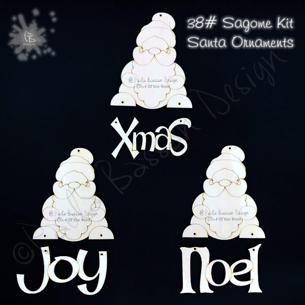 sagome-kit-santa-ornaments-country-painting-sagome-legno- taglio-laser-paola-bassan-design