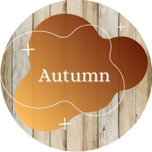 Pattern Country Painting Autumn