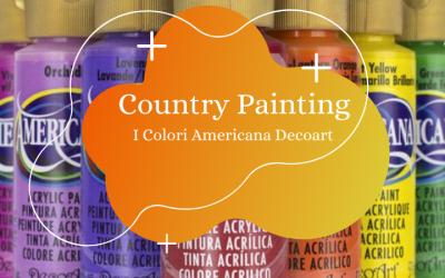 Country Painting – Americana Acrylics Decoart