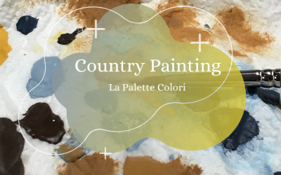 Country Painting – the Wet Color Palette –